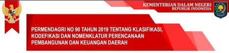 Bimtek Permendagri No. 90 Tahun 2019 Tentang Klasifikasi, Kodefikasi dan Nomenklatur Perencanaan Pembangunan dan Keuangan Daerah